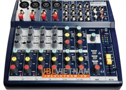 Mixer SOUNDCRAFT Notepad124