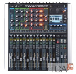Mixer SOUNDCRAFT Si Performer 1