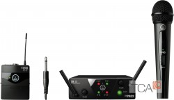 Bộ Micro AKG WMS 40 MINI2 VOCAL INSTRUMENTAL SET DUAL